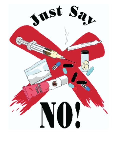 Why Characters Say No 2 by Just Say No Poster Classroom Freebies Free And Free