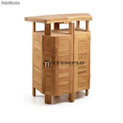 mueble barra bar mueble barra bar de madera de teca mueble para exterior e