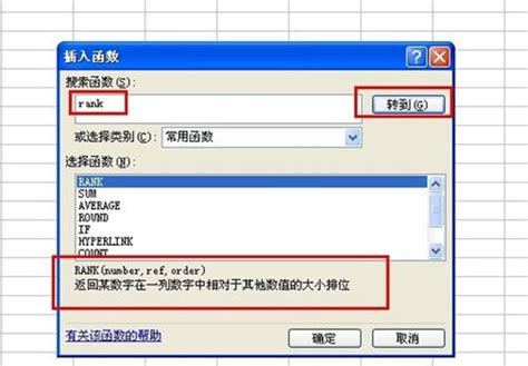 Nmsu Mba Ranking by Rank函数怎么用