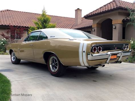 1968 dodge charger hemi for sale 1968 dodge hemi charger mountain mopars