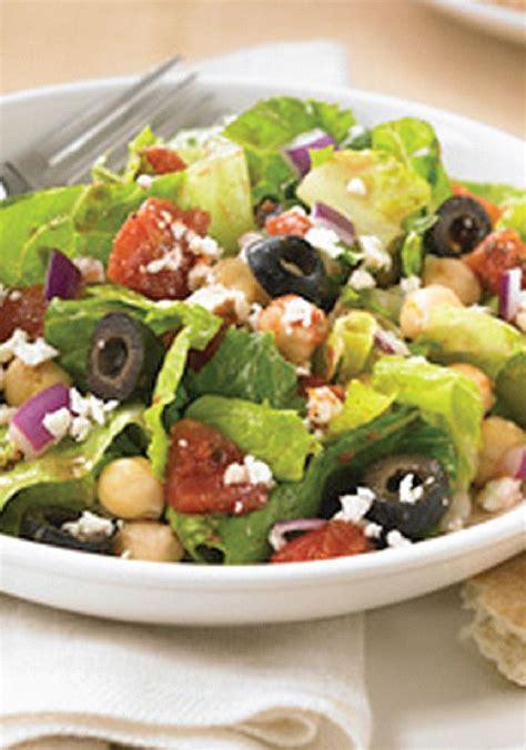 chopped mediterranean salad recipe vegetarian recipes