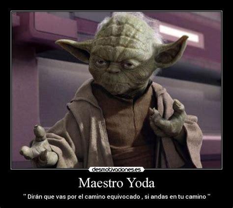 Memes De Yoda - maestro yoda desmotivaciones