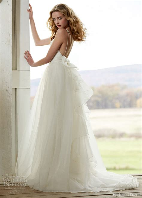 hjelm blush spring 2012 wedding dresses wedding