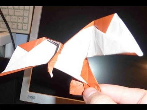 How To Make A Eagle Out Of Paper - how to make 3d easy eagle origami flying bird 鷲折り紙鷹 225 guila