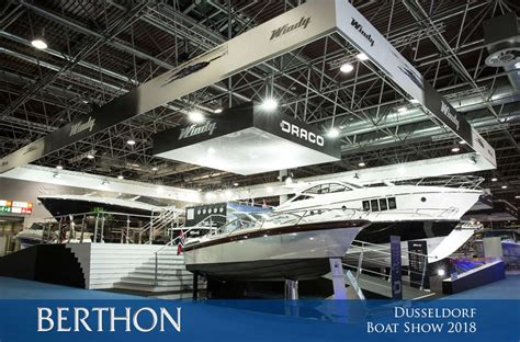 boat show events 2018 dusseldorf boat show 2018