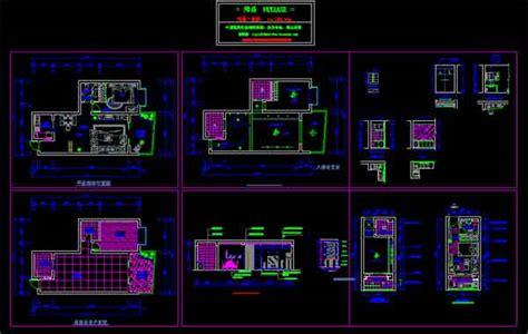 Free Apartment Plans Cad Files Small Unit Apartment Cad Design Autocad Blocks 3ds