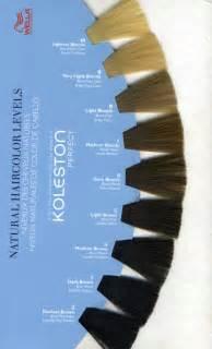 wella hair color chart wella hair color level chart brown hairs