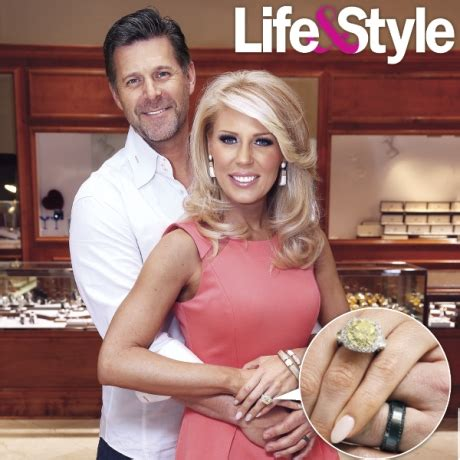 when are gretchen rossi and slade smiley getting married exclusive gretchen rossi and slade smiley show off his