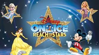 Disney On Disney On Presents Reach For The