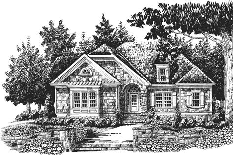 southern living house plans 2008 the maple ridgeplan 442 18 small house plans southern