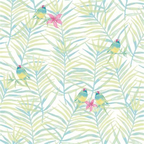 Motif Roll rasch paradise palm leaf pattern tropical bird motif metallic wallpaper roll 653449767975 ebay