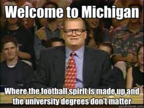 Michigan Football Memes - michigan wolverines jokes kappit
