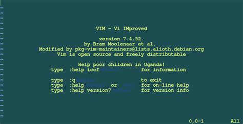 Tutorial Vim Linux | my favorite command line editors for linux what s your