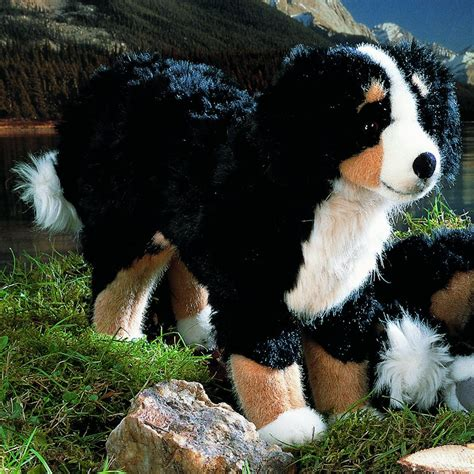 bernese mountain stuffed animal k 246 sen usa 4720 bernese mountain