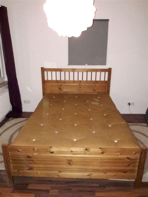 Ikea Bett Hemnes 140x200