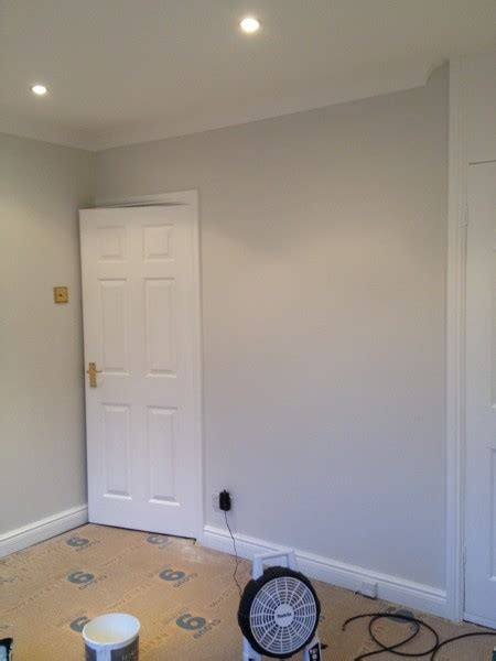 Grey And White Kitchen by Scot Decorators Blog