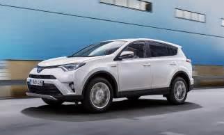 Toyota Suv Hybrid 2016 Toyota Rav4 Hybrid One Limited Edition Marks European