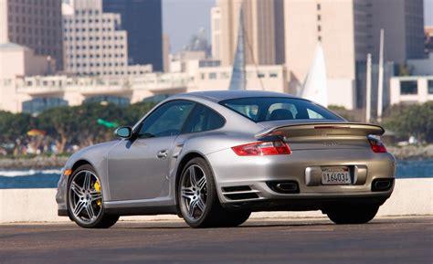 2008 porsche 911 turbo car and driver
