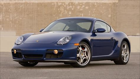 Owning A Porsche Cayman by 2008 Porsche Cayman S Review