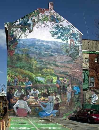 turning graffiti into a public art education program