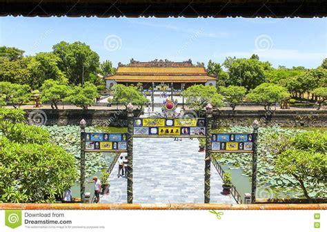 entrada hoa entrada al palacio tailand 233 s de hoa foto editorial