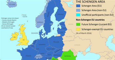 labeled outline map rivers homeschool geography map of the schengen area europe s border free travel zone