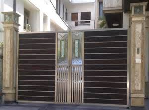 Main Gate Design For Home New Models Photos Stainless Steel Gate Turnkey Interior Contractor