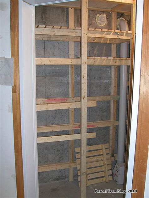 cold room in house walk in cold storage room in your basement diy root cellar hometalk