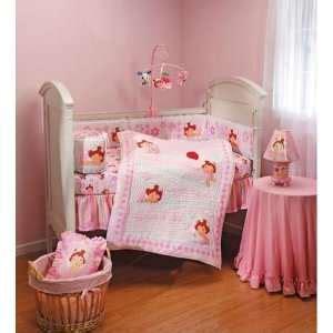 strawberry shortcake 8pc crib bedding set nursery