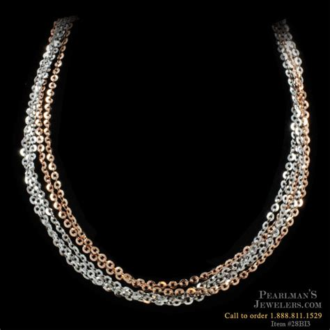bellarri jewelry sterling silver 18 inch necklace