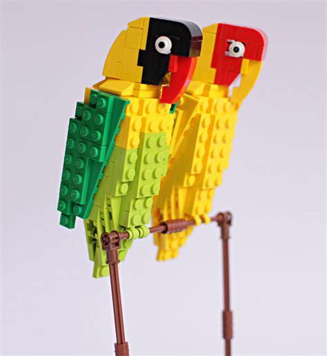Legobrick Ang Bird The 1 bird enthusiast creates lego birds artrubic