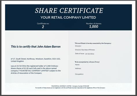 Similiar shareholders certificate in south africa keywords free company share certificate template south africa yadclub Choice Image
