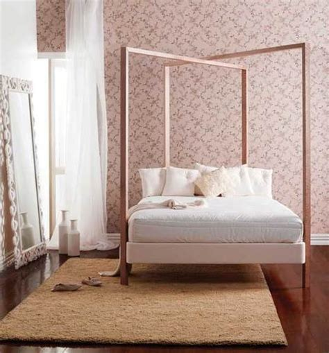modern four poster bed modern design four poster bed