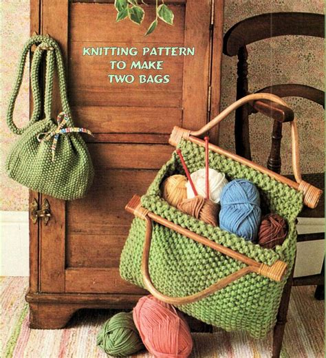 pattern for yarn bag 210 best purse knitting patterns images on pinterest