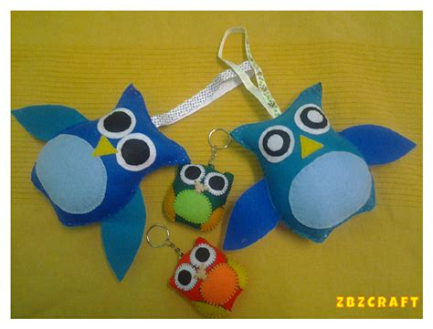 Bantal Cinta Owl zbz craft owl plushies