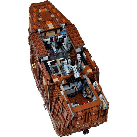 Ultimate Series lego wars 75059 sandcrawler ultimate collector series