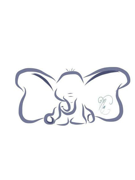 dumbo tattoo designs pin by n 7 s on lovely dumbo