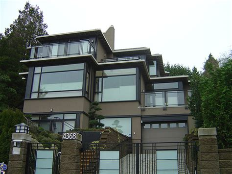 Contemporary Home Design Vancouver Modern And Luxury Houses And Villas Modern Interior Home
