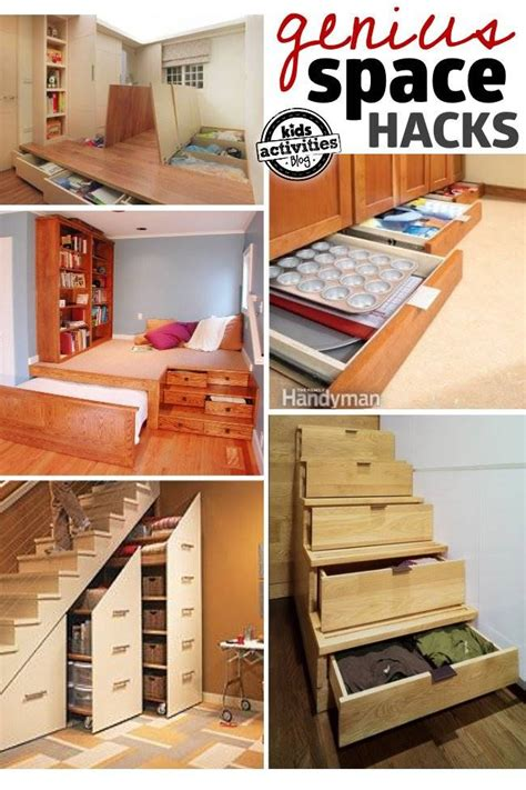 Diy Small Kitchen Ideas 27 genius small space organization ideas handy diy