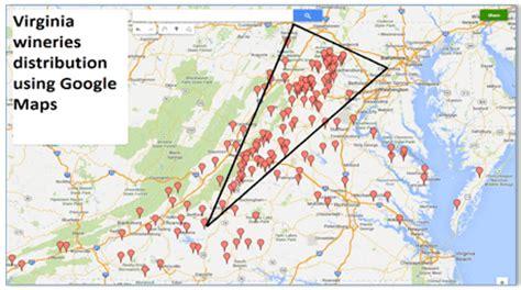 geomarketing opportunities for virginia wineries | aaec