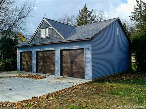 Braidwood Garage by Coach House Garages Garage Builder In Illinois Indiana