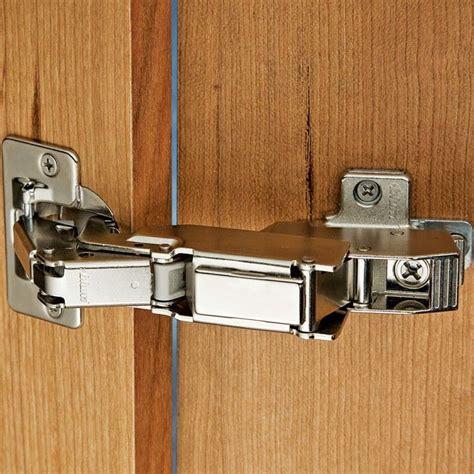 inset frameless cabinet hinges blum 174 170 176 snap clip top frameless inset hinge tops