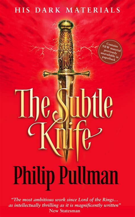 the subtle knife his 1407130234 his dark materials the subtle knife book review lightsabers and surfboards