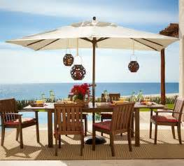Pottery Barn Patio Umbrella Wedding Registry Ideas Best Bets For The Backyard Simpleregistry