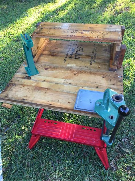 portable reloading bench plans portable reloading bench buildsomething com