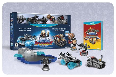 Special Edition Kaos Faded U Skylanders Superchargers On Wii And Wii U Receiving