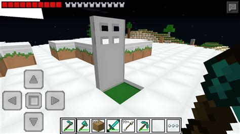 How To Open Iron Doors In Minecraft by Open Iron Door Minecraft Pe 187 Minecraft Pocket Edition