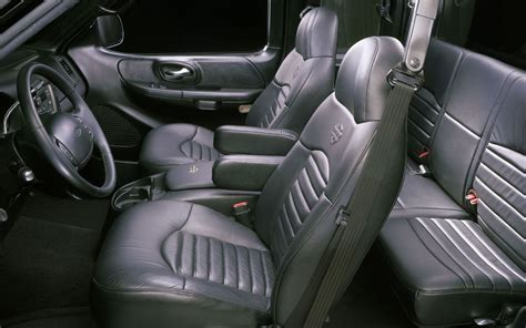 F150 Harley Davidson Interior by The Four Wheeled Harley A Brief History Of Ford S Harley