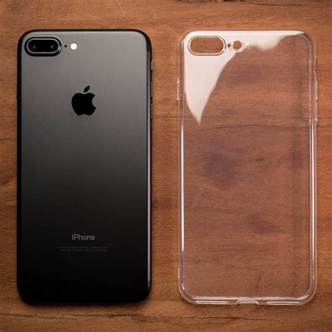 ultra thin transparent gel case apple iphone