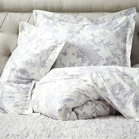 toile paillage jardin jardin toile duvet cover lavender king traditional bedding by ballard designs